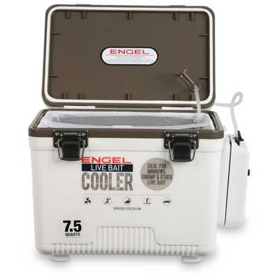 Engel 7.5 Qt Live Bait Cooler