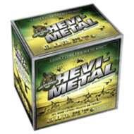 "Hevi-Metal 20ga 3"" #4 1oz 25/bx"