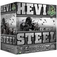 "Hevi-Shot Hevi-Steel 12ga 3"" 1-1/4oz #BB 25/bx"