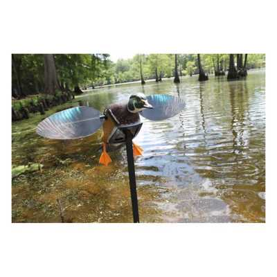 MOJO Outdoors Elite Series Wood Duck Motorized Decoy