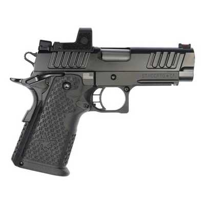 STACCATO C2 Duo Carrry 9mm Pistol 2020