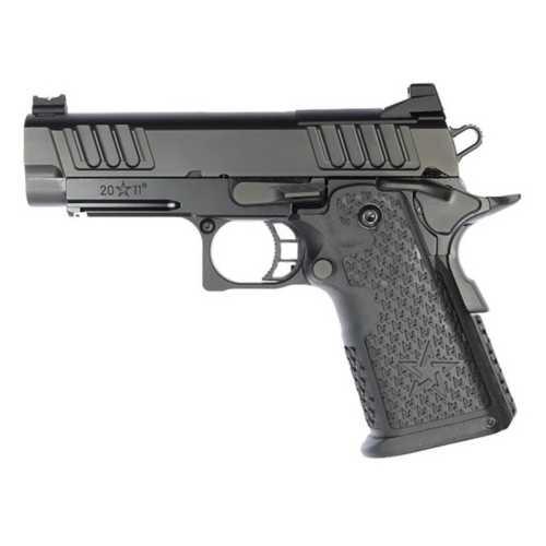STACCATO 2011 C2 DPO Tactical 9mm Pistol 2021