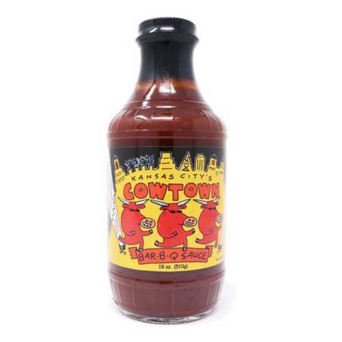 Cowtown BBQ Original Sauce