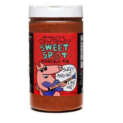 Cowtown Sweet Spot Barbecue Rub