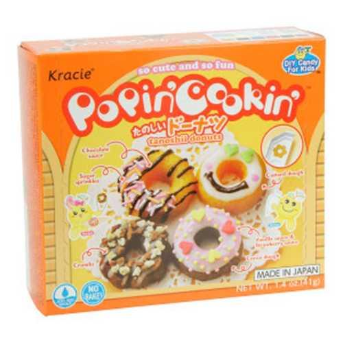 Popin' Cookin' Japanese Tanoshi Donuts Kit