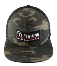 13 Fishing Brochacho Trucker Hat