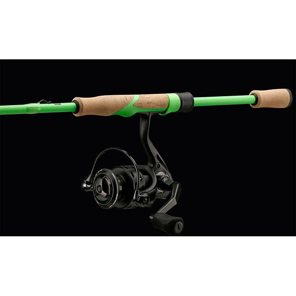 7c7a7192e08 13 Fishing Fate Black Creed Spinning Combo