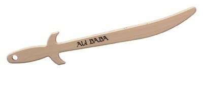 Magnum Enterprises Ali Baba Toy Wooden Sword