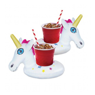 Big Mouth Unicorn Beverage Floats 2 Pack