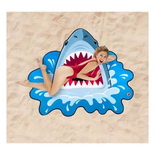 BigMouth Giant Shark Beach Blanket