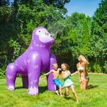 Big Mouth Ginormous Ape Yard Sprinkler
