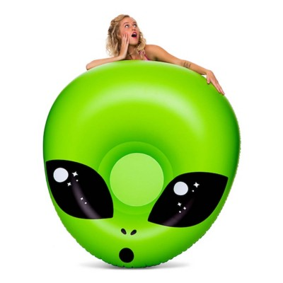 Big Mouth Giant Alien Head Pool Float