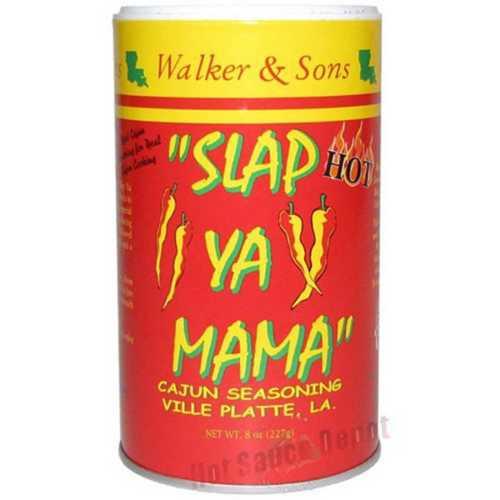 Slap Ya Mama Hot Blend Cajun Seasoning