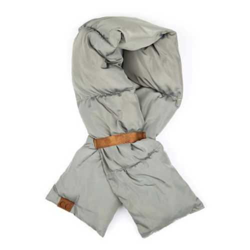 Women's C.C Quilted Puffer Scarf