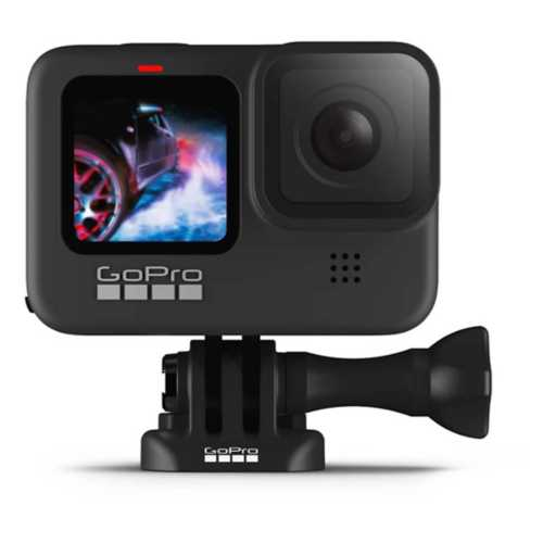 GoPro HERO9 Black Action Camera Bundle