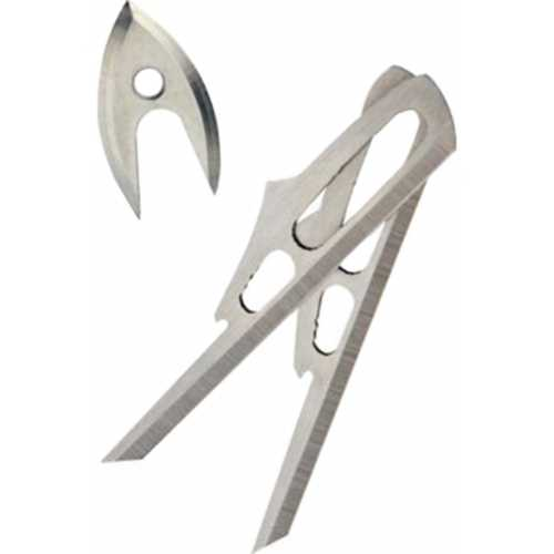 Rage Hypodermic +p &SS 85 Replacemnet Blades