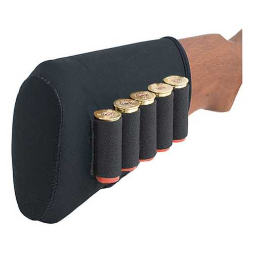 AA and E Leathercraft Neoprene Shotshell Holder and Recoil Pad