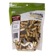 Top Brass 9mm Luger 250Ct Bag