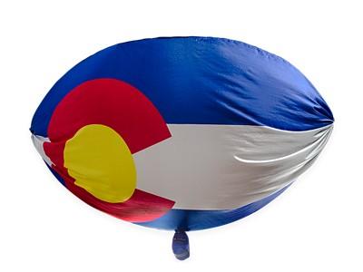 Grand Trunk Colorado Flag Hammock