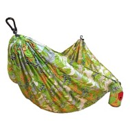 Grand Trunk Single Parachute Two Tone Hammock