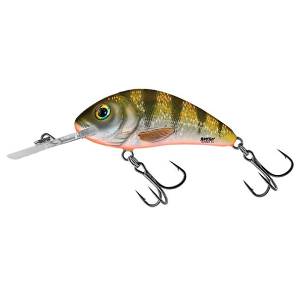 Yellow Holographic Perch