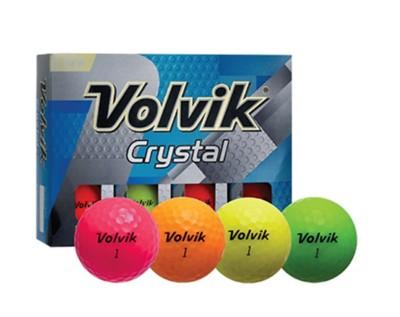 Volvik Crystal Golf Ball