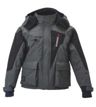 Men's Striker Ice Predator Jacket Grey Black