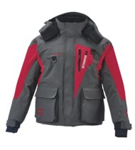 Men's Striker Ice Predator Jacket Grey Red