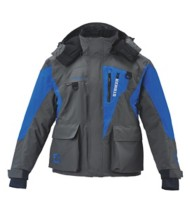 Men's Striker Ice Predator Jacket Grey Blue