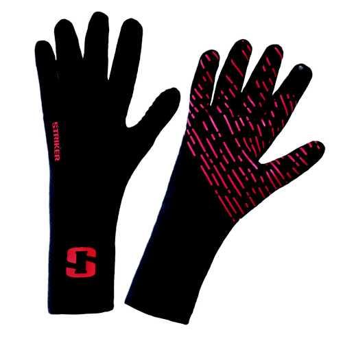 Adult Striker Stealth Waterproof Gloves