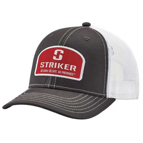 Striker Logo Patch Trucker Cap