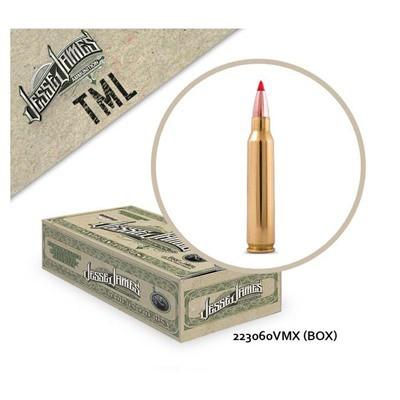 Jesse James TML 223 Rem 60gr vm 50bx