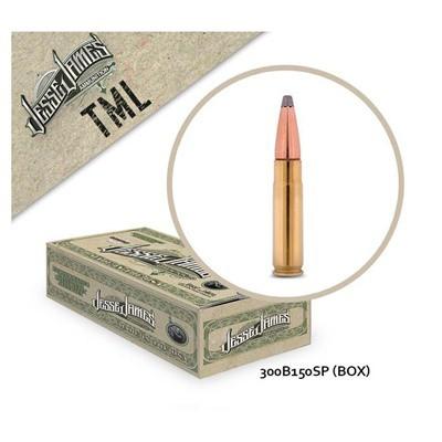 Jesse James TML 300 Blk 150 gr SP 20bx