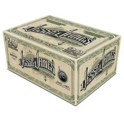 Jesse James TML 40 S&W 180gr JHP 20rd