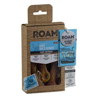 ROAM Gone Wild Bones Dog Treat