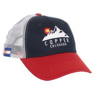 Men's Cirque Arrowhead Trucker Hat