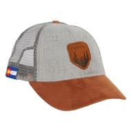 Men's Cirque Greybird Trucker Hat