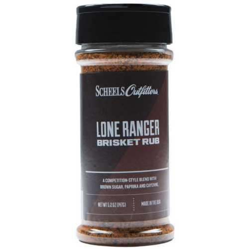 Scheels Outfitters Lone Ranger Brisket Rub