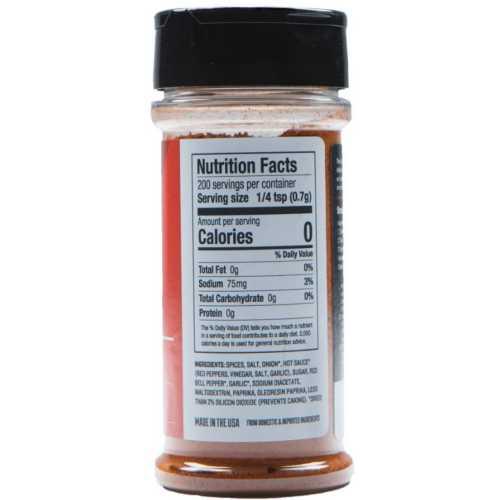 Scheels Outfitters Sriracha & Onion Rub