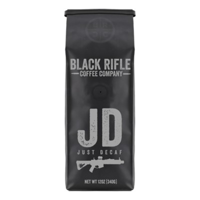 Black Rifle Coffee Company Just Decaf Coffee Roast