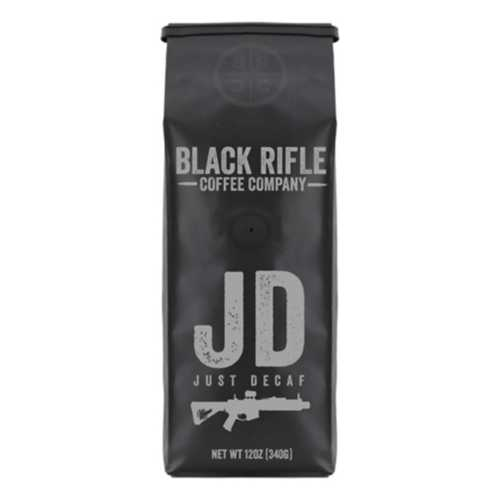 Black Rifle Coffee Company Just Decaf Coffee Roast