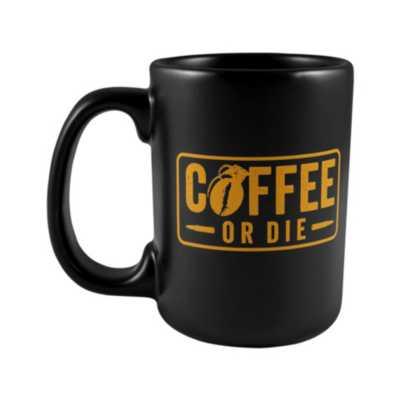 BRCC Coffee or Die Mug
