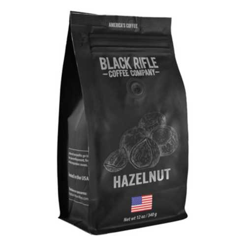 Black Rifle Coffee Company Hazelnut-Flavored Coffee