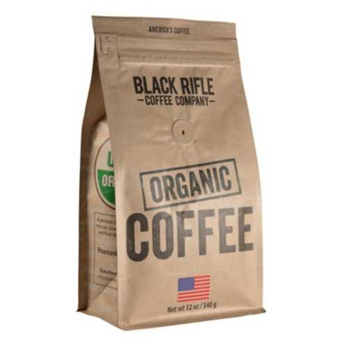 Black Rifle Coffee Company Organic Coffee