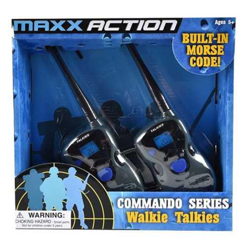 Maxx Action Commando Series Toy Walkie Talkies