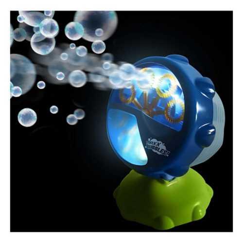 Maxx Bubbles Light Up Turbo Bubble Blower