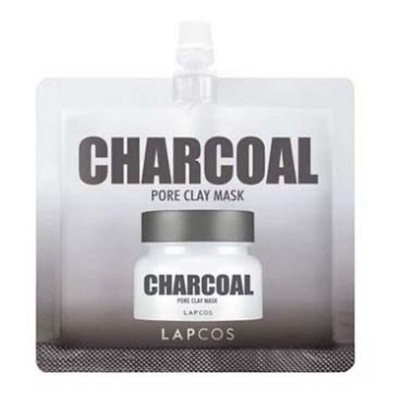 Women's Lapcos Charcoal Clay Peel Off Face Mask