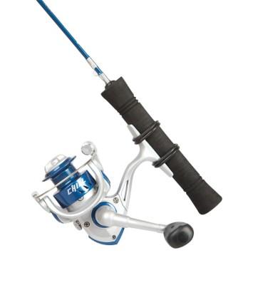 No. 8 Fishing 2016 Chill Ice Fishing Combo