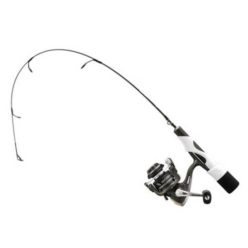13 Fishing Wicked Long Stem Ice Spinning Combo