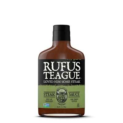 Rufus Teague Steak Sauce